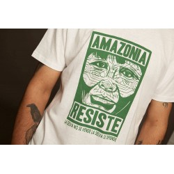 Camiseta Amazonia Resiste