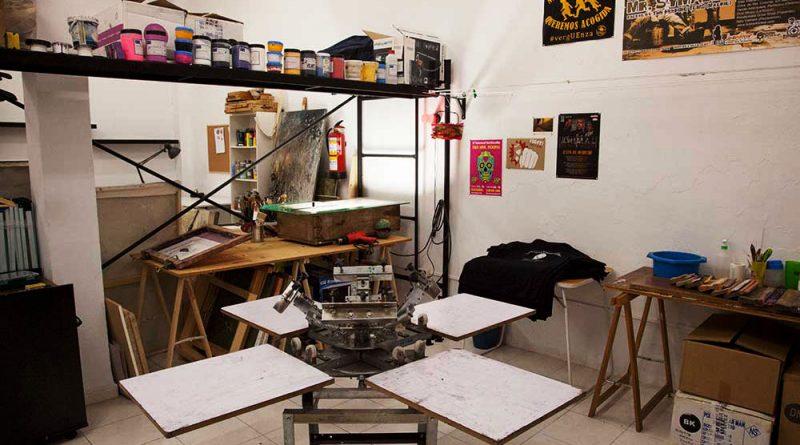 Alquilamos espacio en el taller