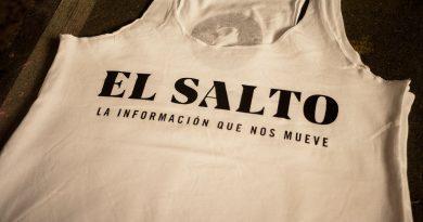 Camisetas para El Salto