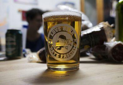 Vasos cerveceros serigrafiados